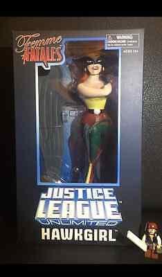 Femme Fatales Figur Hawkgirl Neu OVP Diamond Select JLA Justice League DC Statue