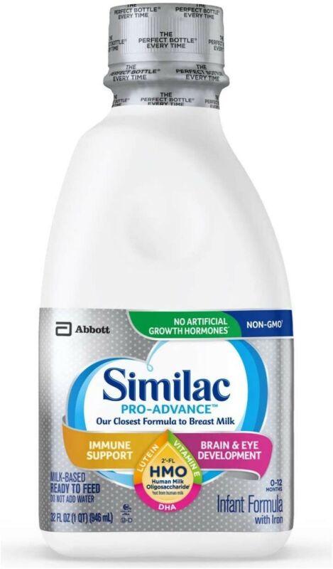 Similac Pro-Advance Non-GMO with 2