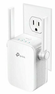 TP-Link AC1200 Dual Band WiFi Range Extender, Repeater, Access Point (RE305)