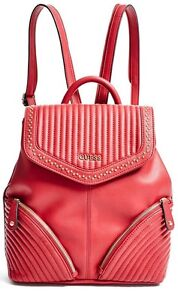 Authentic GUESS Harper studded backpack