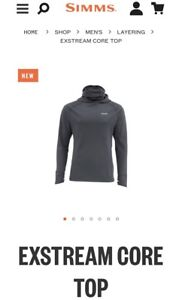 Simms Extreme Core Top NEW!
