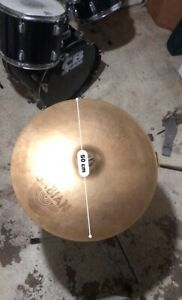 Sabian Ride Cymbal (With Stand)