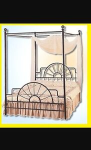 Canopy Bed Posts/Frame