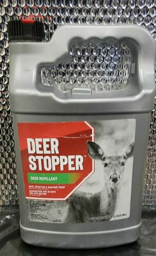 MESSINAS DEER STOPPER ~ DEER REPELLENT ~ 128FL OZ