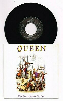 "QUEEN ""THE SHOW MUST GO ON"" EUROPE 7"" VERY RARE segunda mano  Barcelona"