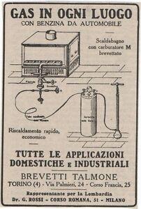 Pubblicita-vintage-CASA-GAS-SCALDABAGNO-MILANO-advert-reklame-werbung-publicite