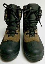 Columbia Mens Cascadian Summit Snow Boots Water Resistant ...