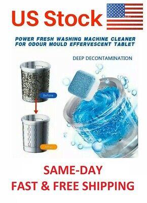 BEST SELLER - 5PCs Multi-functional Washing Machine Cleaner Effervescent (Best Laundry Washing Machine)