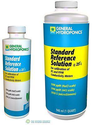 General Hydroponics 1500 PPM Calibration Solution - ...