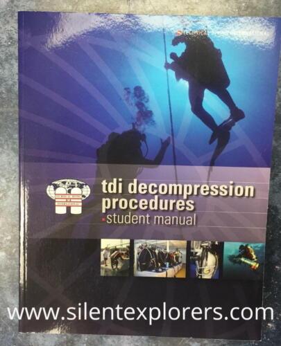 TDI Decompression Procedures Diving manual