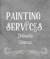 Painting Services in Belleville Ontario