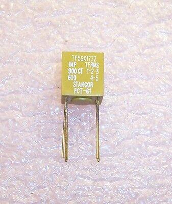 Qty 1 Pct61 Stancor Impedance Matching Transformer Tf5sx17zz Nos