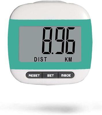 LEBEXY Schrittzähler Clip Einfache Bedienung Testsieger Distanz Kalorien Zähler