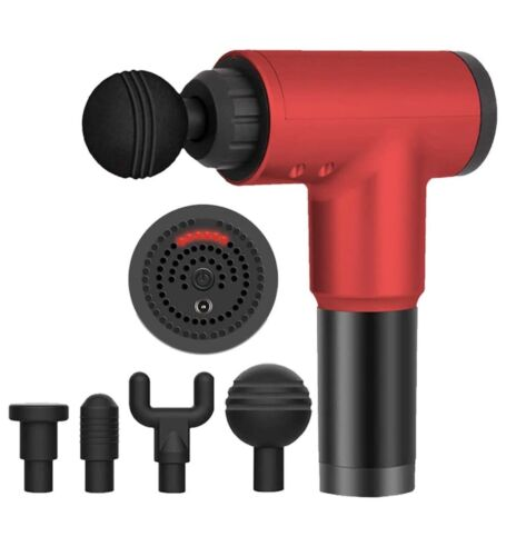 Message Gun Cordless Handheld Percussion Thera Deep Tissue For Muscles  - $59.99