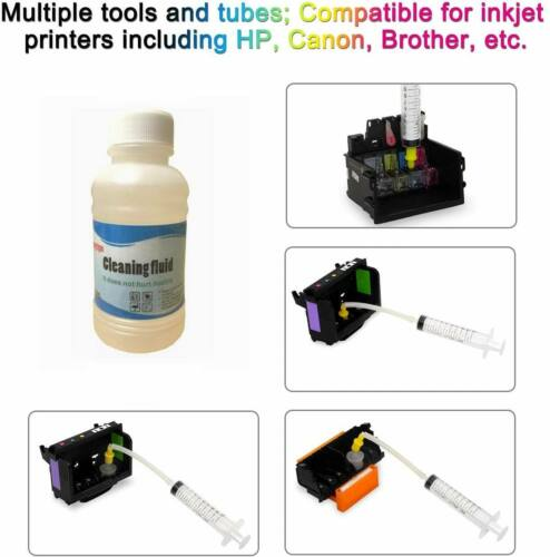 Inkjet Printers Printhead Cleaning Kit for Epson WF-3640 WF-7620 WF-3620 WF-2750