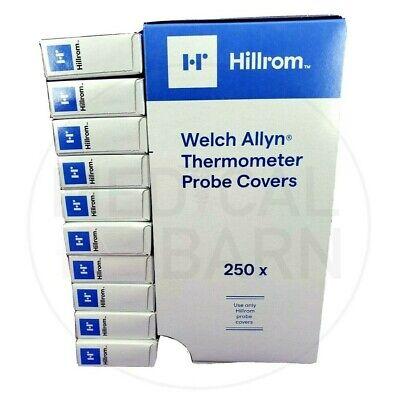250 Welch Allyn 05031 Oral Probe Covers Suretemp Plus 678 679 690 692 Sealed Oem
