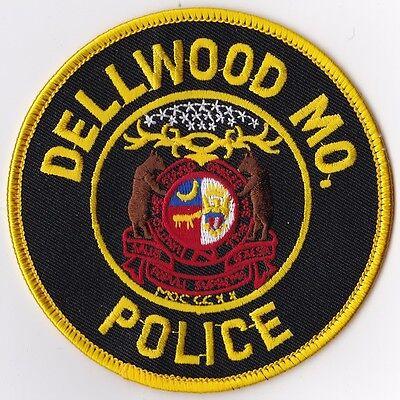 Dellwood Police Missouri Patch NEW!