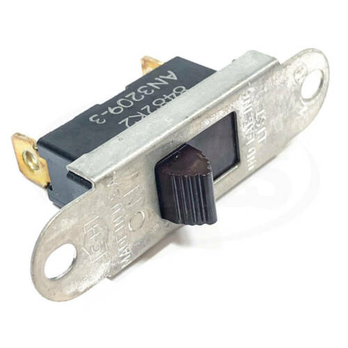 Cutler-Hammer 8482K2 Slide Switch, SPDT, 2 Position, 10A250VAC