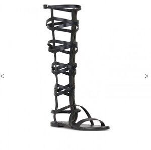 Brand new womens size 8 knee high gladiator sandals Beeliar Cockburn Area Preview