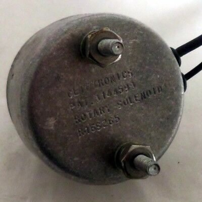 Cliftronics Model R16s265 Rotary Solenoid