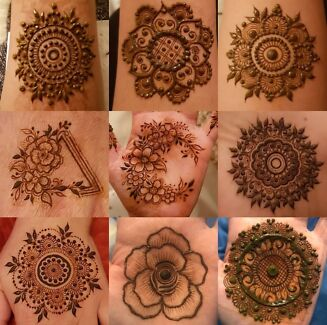 Henna artist for all occasions