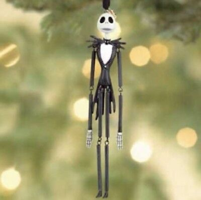 2013 JACK SKELLINGTON Disney Sketchbook Nightmare Before Christmas Ornament RARE