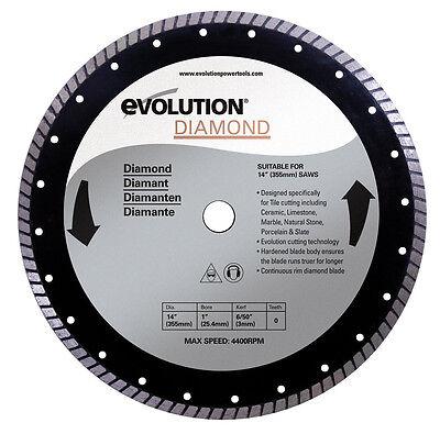 Evolution 14bladedm 14 Diamond Blade