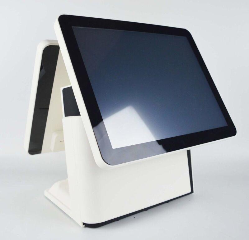 Dual screen POS Machine