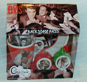 Elvis Presley Plates
