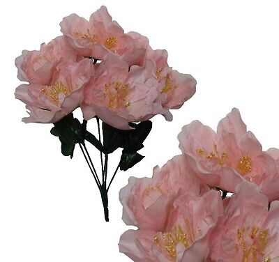 Lot of 120 Pink Peony 12