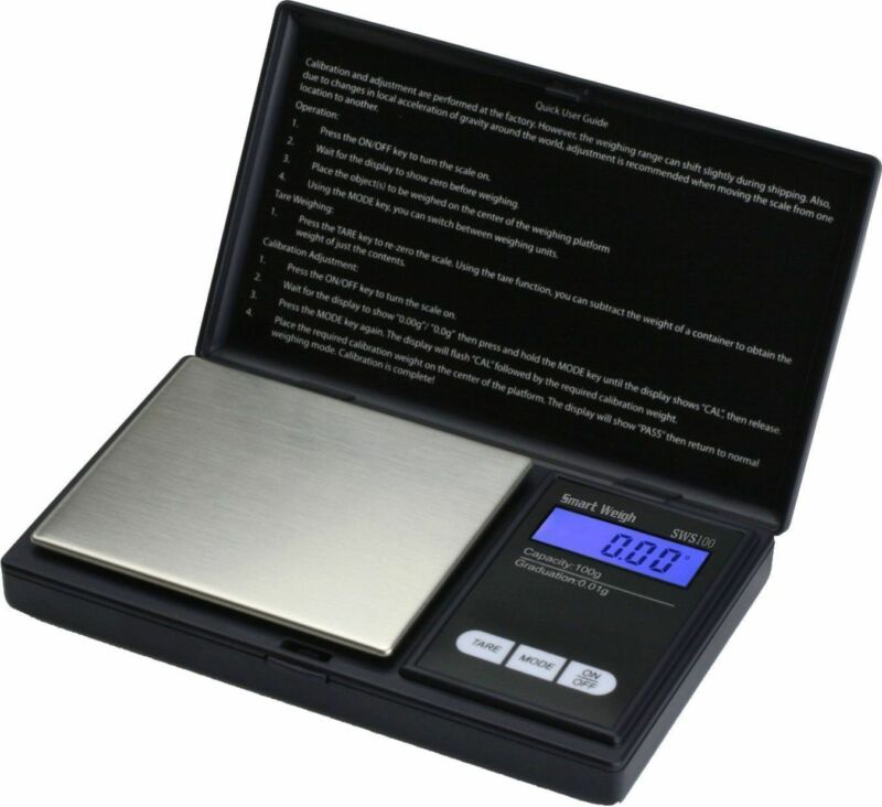 200g * 0.01g LCD Digital Pocket Scale Jewelry Gold Gram Balance Weight Scale Hot