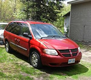 2006 Dodge Grand Caravan Minivan, Van