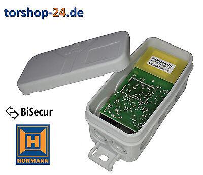 Hörmann Funkempfänger HET/S 24 BS 868 MHz Empfänger BiSecur Funk HET24 universal