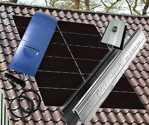 solaranlage gebraucht heimwerker ebay. Black Bedroom Furniture Sets. Home Design Ideas