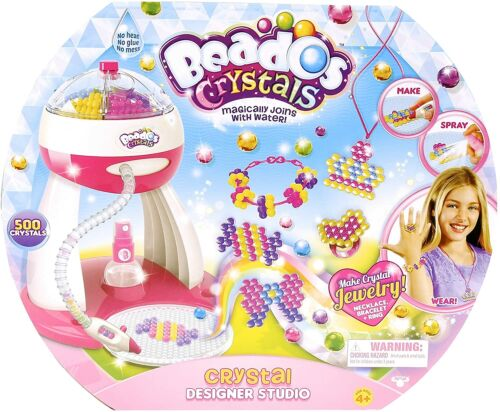 Beados Crystals S4 Crystal Designer. Make crystal jewelry.  500 beados- NEW