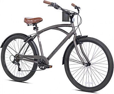 """Noir Classique fourche springer pour vélo 24/"""" Cruiser BMX MTB Vélo"""