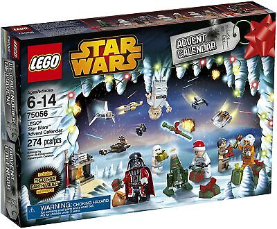 LEGO Star Wars Advent Calendar 2014 (75056) No Minifigures included