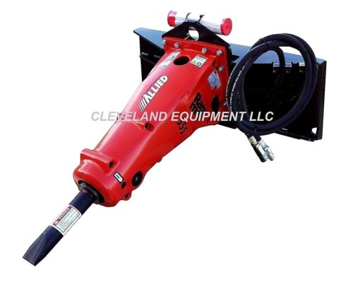 Allied 555 Hydraulic Concrete Breaker Attachment Caterpillar Excavator Hammer