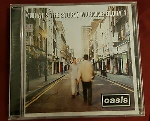 """AUDIO CD (New) -OASIS """"Morning glory?""""- (What's the story) 1995 (Still sealed) - Italia - AUDIO CD (New) -OASIS """"Morning glory?""""- (What's the story) 1995 (Still sealed) - Italia"""