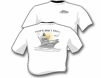 Salt Addiction Saltwater Fishing t shirt,Fishing boat,trolling,deep sea,offshore Offshore Boat T-shirt