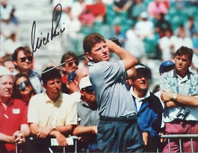 NICK PRICE 1994 OPEN GOLF CHAMPION ORIGINAL AUTOGRAPHED PHOTOGRAPH