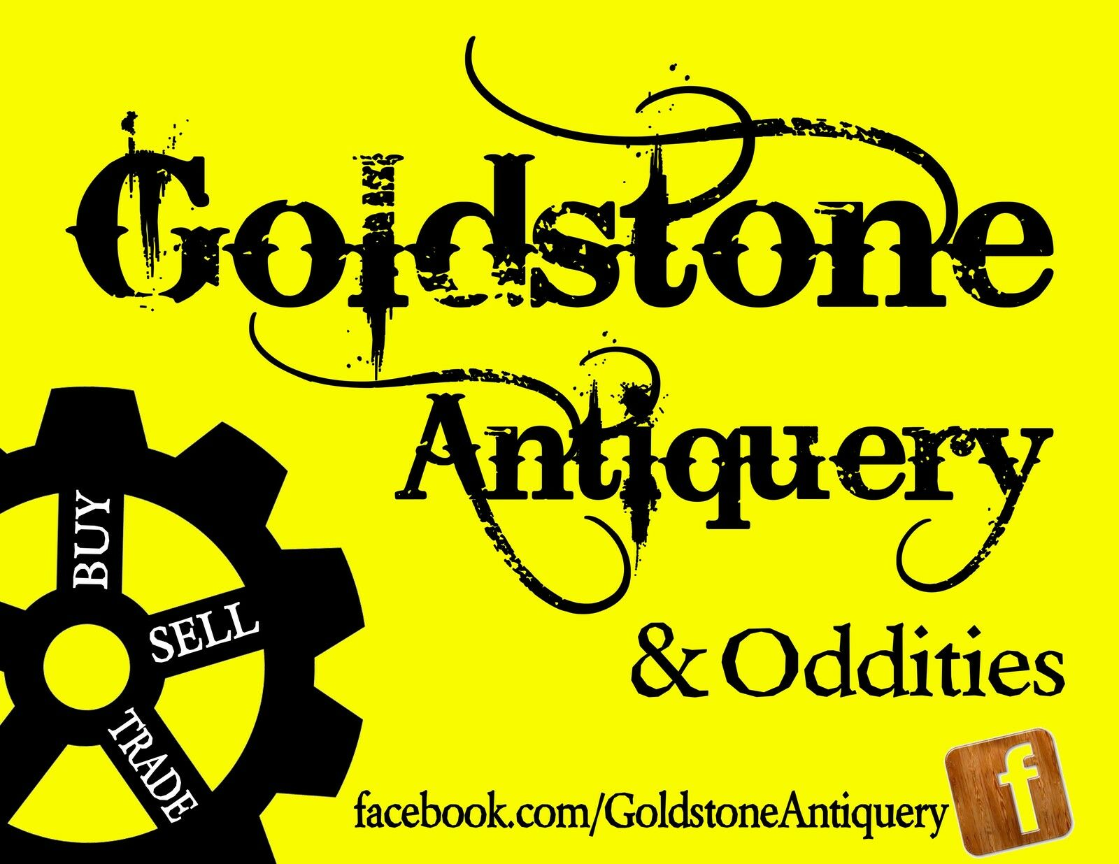 Goldstone Antiquery and Oddities