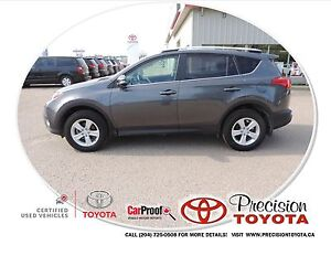 2014 Toyota RAV4 XLE Local One Owner, Bluetooth, Backup Camer...