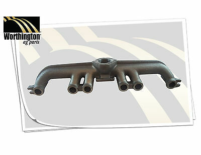 157416A Tractor Manifold 6 Cylinder Gas Exhaust Oliver SUPER 88 1600 1650 1655 - Tractor Manifold
