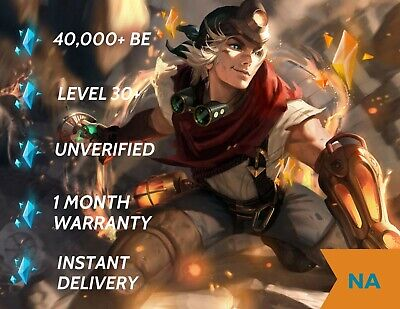 INSTANT CHEAP SALE League of Legends Account - LVL 30 - NA North America - SMURF