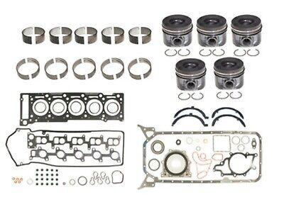 05-06 FITS DODGE  SPRINTER 2.7 DIESEL MAHLE Engine Master Rebuild Kit 789-1017