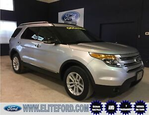 FORD EXPLORER XLT, AWD, CUIR, TOIT PANORAMIQUE