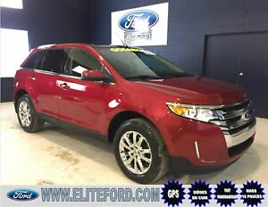 FORD EDGE LIMITED 2011, CUIR, TOIT, GPS,V6