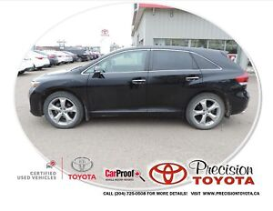 2013 Toyota Venza Touring Pack, Leather, Navi, Heated Seats,...