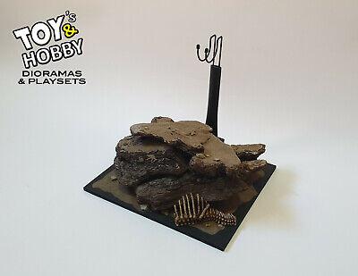 Star Wars Custom 1/6 Base Display for Sideshow / Hot Toys. Model...